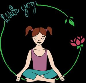 yoga voor kinderen bij Little yogi